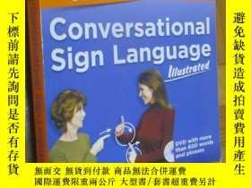 二手書博民逛書店The罕見Complete Idiot s Guide to Conversational Sign Langua