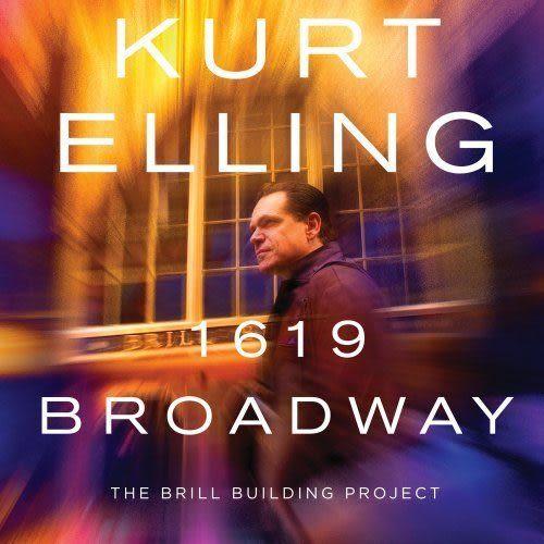庫特艾靈  百老匯大道1619號傳奇 CD Kurt Elling  (音樂影片購)