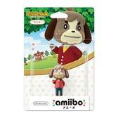 Wii U 動物之森 Animal Crossin 近距離無線連線 NFC 連動人偶玩具 amiibo 肯特【玩樂小熊】