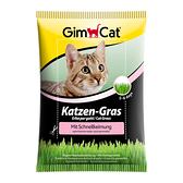 【寵物王國】德國竣寶GimCat-速成胚芽貓草(袋裝)100g