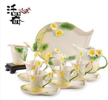 活器 耐熱功夫陶瓷茶具套裝