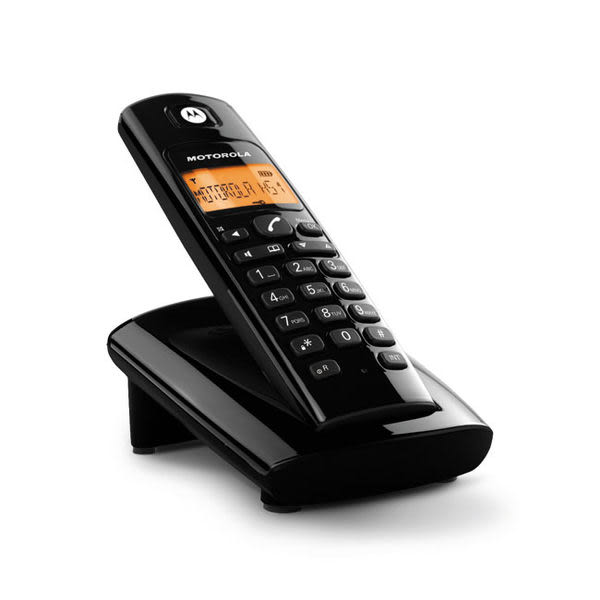 【D101O】Motorola DECT數位無線電話 D101O 福利品小刮傷