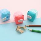 可愛豬鉛筆削筆器 學生用品 文具 辦公用品 削筆刀【P119】米菈生活館