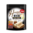 喜瑞爾-Health Passion黑芝麻米餅70g