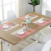 創意餐具餐墊PVC西餐墊餐桌墊子歐式隔熱墊杯墊碗墊盤墊日式清新·享家生活館