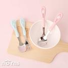 角落生物不鏽鋼安全餐具組- Norns 兒童餐具 角落小夥伴正版授權 湯匙叉子