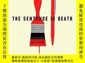 二手書博民逛書店The罕見Sentence Is DeathY364153 Anthony Horowitz Harper