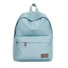 【南紡購物中心】J II 後背包-經典水洗防潑水後背包-淺藍色-6388-16(小款)