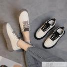 小白鞋女鞋2021年新款春季學生帆布鞋子...