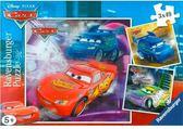Ravensburger維寶迪士尼3*49片拼圖-麥坤汽車總動員Disney Cars