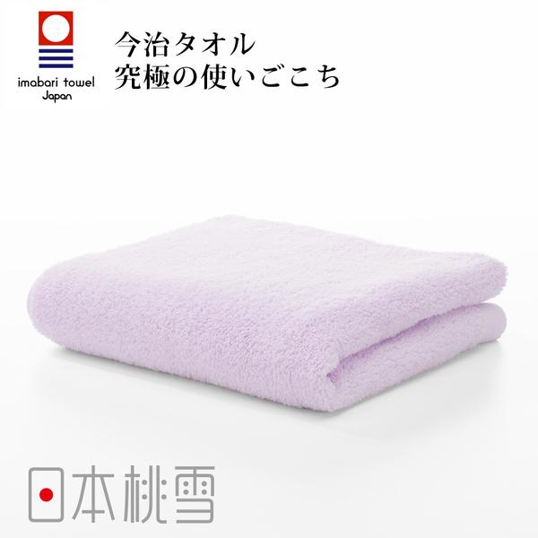 日本桃雪今治超長棉毛巾(薰衣草紫) 鈴木太太