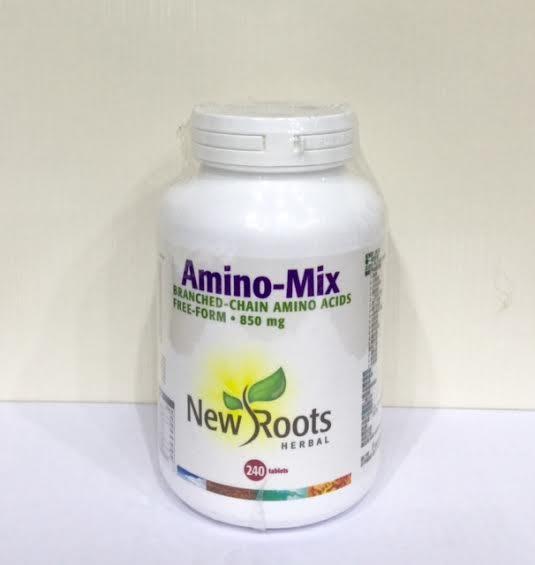 Amino-Mix 安寶錠【富山】-240錠