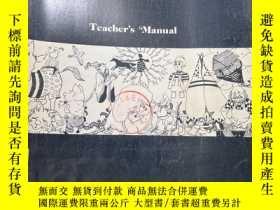 二手書博民逛書店SULLIVAN罕見READING COMPREHENSION Teacher`s Manual 16開厚冊!