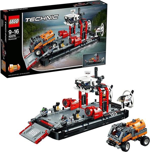 LEGO 樂高 科技系列 Hover Craft 42076