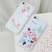 韓國 玫瑰花 硬殼 手機殼│iPhone 6 6S 7 8 Plus X XS MAX XR 11 Pro LG G7 G8 V40 V50│ z7987