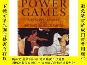 二手書博民逛書店Power罕見Games: Ritual and Rivalry at the AY237948 DavidS