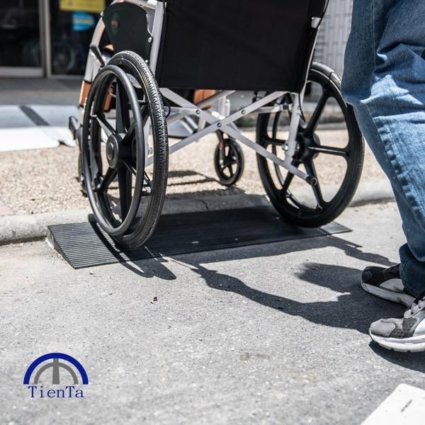 橡膠斜坡板-輪椅門檻用斜坡板3.5cm