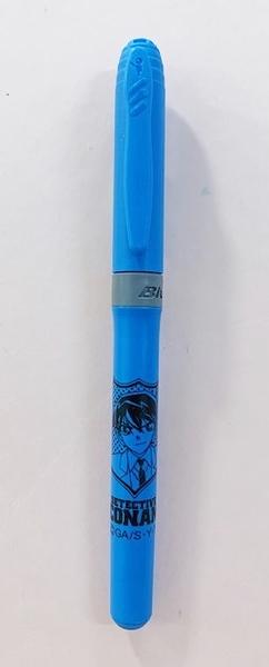 【震撼日式精品】名偵探柯南Detective Conan~螢光筆-藍*62762