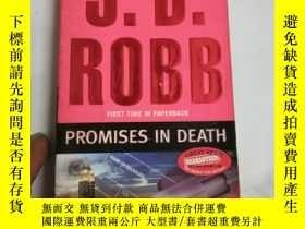 二手書博民逛書店Promises罕見in deathY206777 J. D.