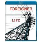 外國人樂團 外國人LIVE演唱會 藍光BD Foreigner: Foreigner Live  (音樂影片購)