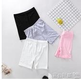 女童安全褲 寶寶防走光純棉打底短褲兒童三分保險內褲夏裝 雙12