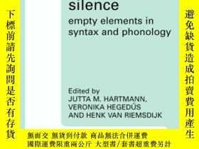 二手書博民逛書店Sounds罕見Of SilenceY364682 Jutta M Hartmann Elsevier Sci