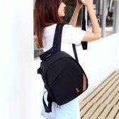 新款相機包簡約男女士小型雙肩攝影包專業單反相機包背包輕便防水·享家生活館