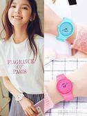 學生手錶韓版簡約潮流兒童女孩女童小學生防水可愛小清新