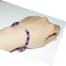 【喨喨飾品】紫水晶/粉晶 增長智慧之石 ...