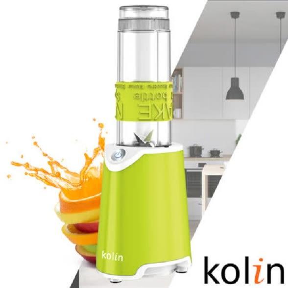 歌林 KOLIN 隨行杯冰沙果汁機 單杯(KJE-MNR571G) 優質福利品 可超取