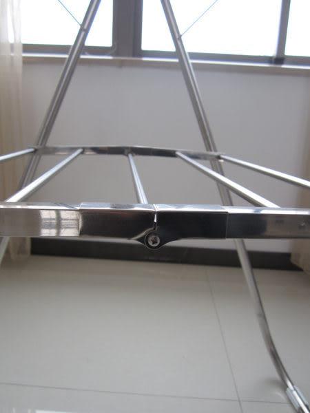☆獨賣!無敵材質!純S304不鏽鋼+獨家奈米防鏽!翼型(蝶型)不鏽鋼曬衣架只要1690元!