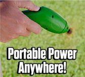現貨  zip trim 割草機TV新品手持電動無繩迷你割草器草坪花園修剪機  魔法鞋櫃