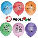 【大倫氣球】聖誕節印刷氣球-10吋圓形(...