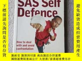 二手書博民逛書店SAS罕見Self Defence: How to Deal w