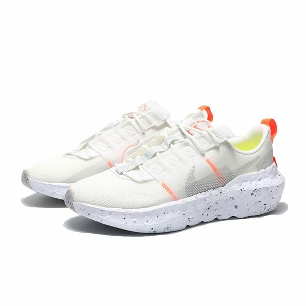 NIKE 休閒鞋 CRATER IMPACT 象牙白 再生材質 環保 男 (布魯克林) DB2477-100