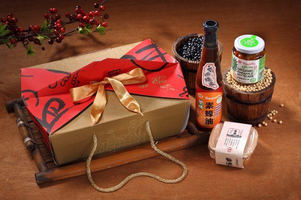 味榮  展康 有機醞味B組禮盒