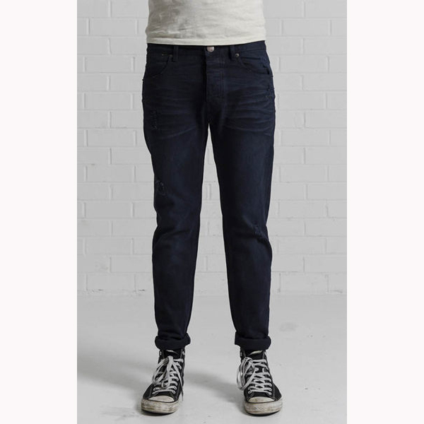 OneTeaspoon 牛仔褲 破褲 MR. WHITES - 男 (黑)
