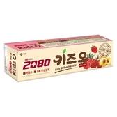 【韓國2080】有機莓果兒童牙膏100gX8入-箱購