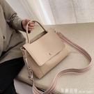 手提包 高級感包包女2020夏天新款潮時尚百搭大容量斜挎包網紅手提托特包