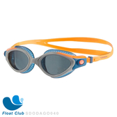 【零碼出清】Speedo 女用運動 鐵人泳鏡 舊款紙盒 Futura Biofuse Tri S 偏光 大視野 舒適不壓迫