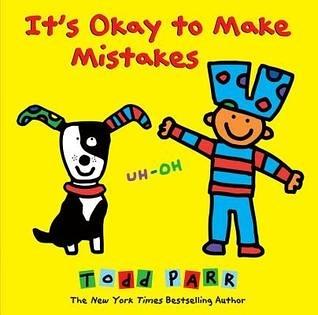 【麥克書店】IT'S OKAY TO MAKE MISTAKES  /英文繪本 (主體: 情緒管理)
