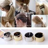 快速出貨綁頭髮 歐美金屬髮圈 髮圈 歐美風格馬尾扣 髮飾 多款多色  氣質髮飾