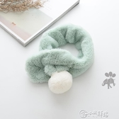 兒童圍巾 寶寶圍巾秋冬女嬰兒可愛兒冬季女童男兒童童保暖幼兒嬰幼兒圍脖冬