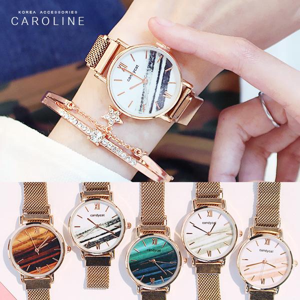 《Caroline》★手錶 新款韓系時尚手錶 造型時尚設計感十足手錶 71276