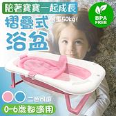 嬰兒折疊浴盆 單浴網配件賣場【BB001】澡盆 新生兒 嬰兒 摺疊 寶寶浴盆 嬰兒洗澡盆
