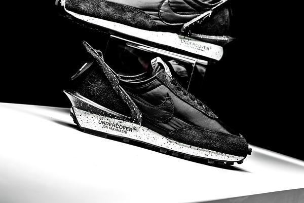 現貨 NIKE DAYBREAK X UNDERCOVER 男鞋 全黑/CJ3295-001