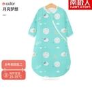 嬰兒童睡袋秋冬加厚防踢被神器寶寶小孩冬季幼兒四季通用款  布衣潮人