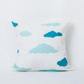 暖雲朵抱枕套-生活工場