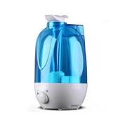 110V加濕器加濕器雙噴家用大容量靜音辦公室臥室孕婦嬰兒空氣空調