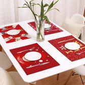 可愛時尚實用餐墊 盤墊 碗墊 聖誕餐墊24